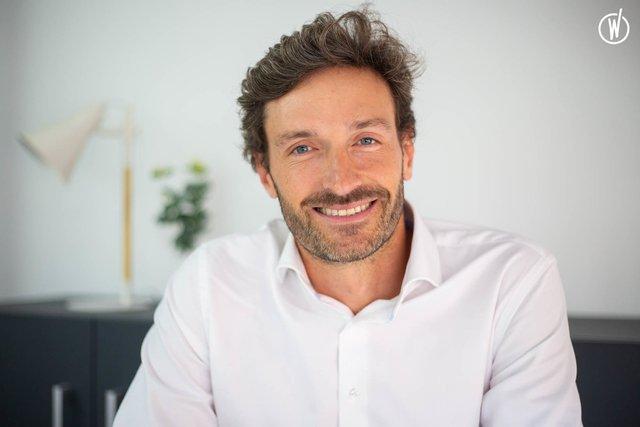 Rencontrez Laurent, Directeur de Projets IT  - Groupe Odalys