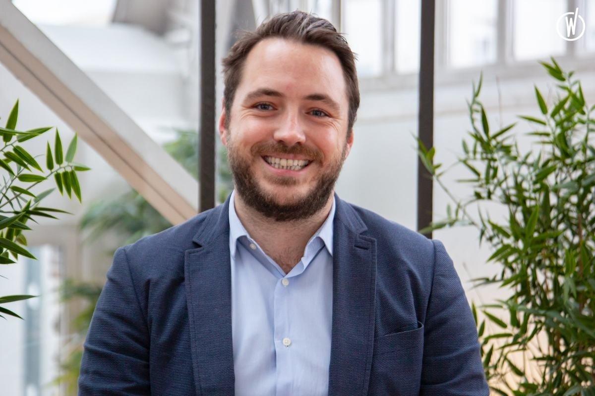 Rencontrez Hubert, Directeur commercial - Mondial Change