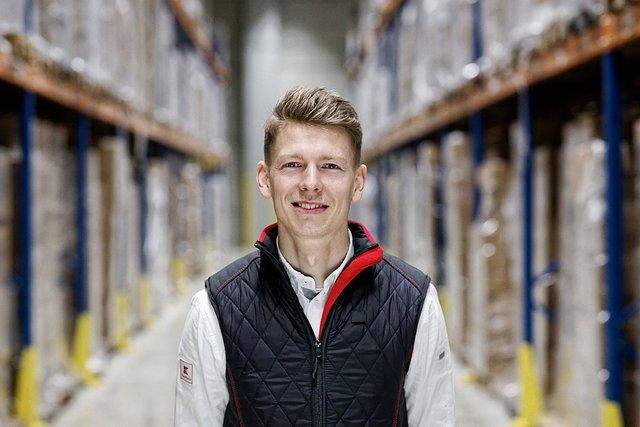 Peter Friedl, Vedúci zmeny skladu  - Kaufland