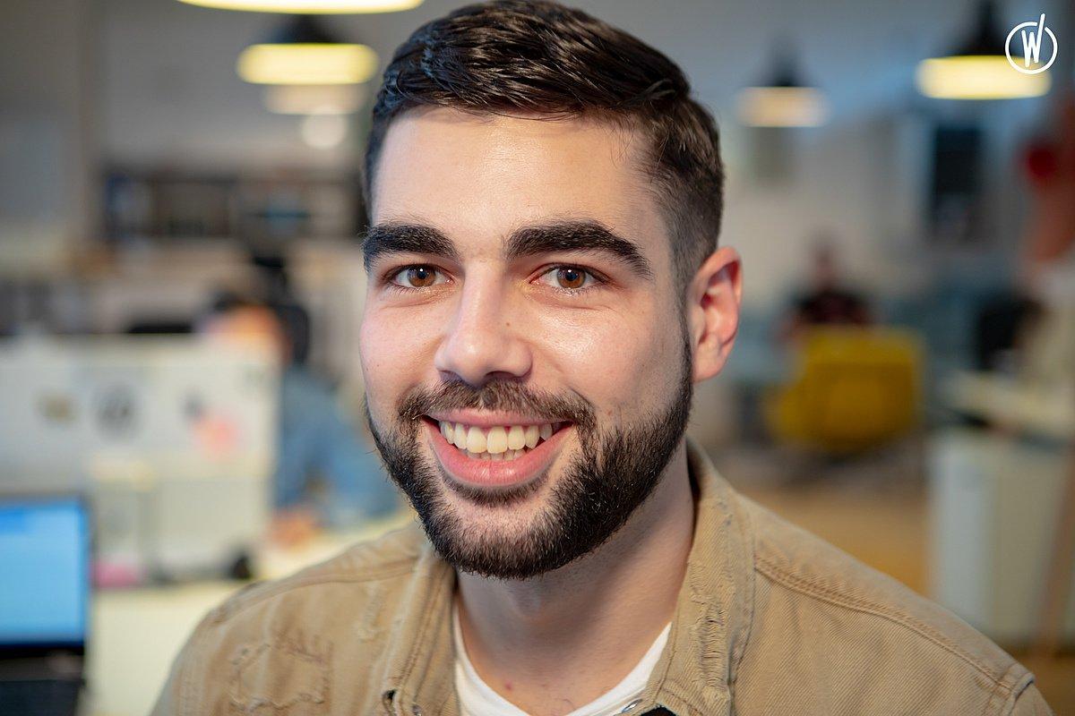 Rencontrez Thomas, Tech Recruter DevOps & Secops - KatchMe
