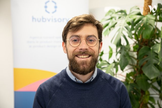 Rencontrez Benoit, cofondateur de Hubvisory et CEO Hubvisory Lille - Hubvisory