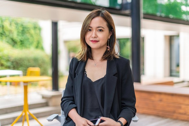 Rencontrez Feng Feng, Solver Relation Manager - HYPIOS CI