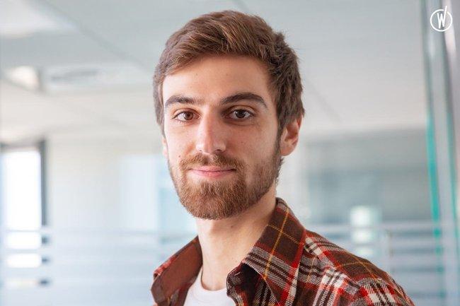 Rencontrez Thibault, Dataviz / Data Engineer - TeamWork