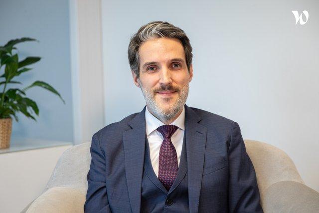 Rencontrez Julien, Associé-Consultant senior en gestion privée - Groupe Euodia