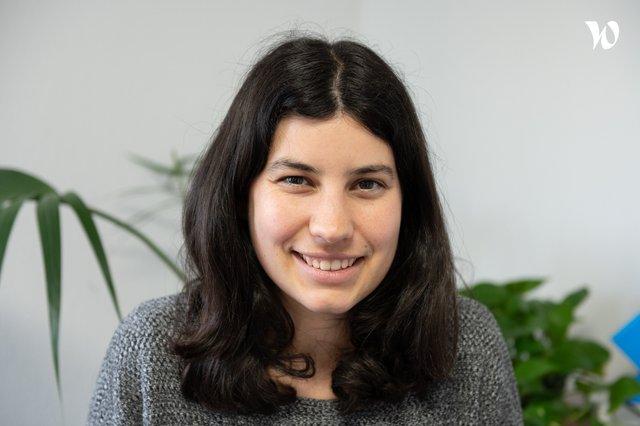 Rencontrez Elise, Data Scientist - Simpliciti