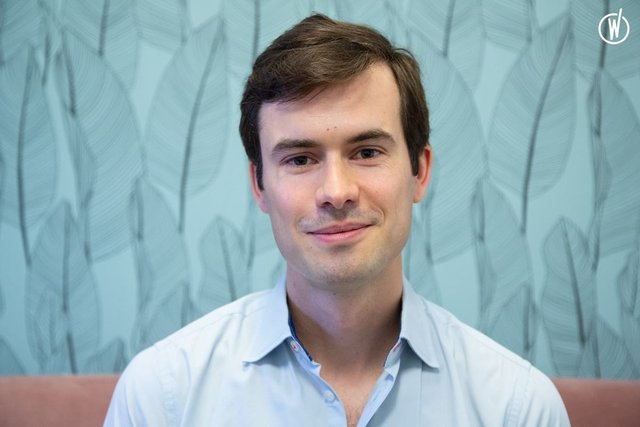 Rencontrez Mathieu, Co-Founder - dydu