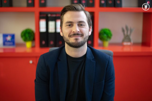 Rencontrez Paul, Head of sales - YATEO