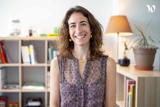 Rencontrez Marlène, Responsable développement Commercial - EVERBLIX