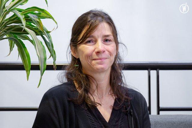 Rencontrez Sandrine, Directrice pédagogique - L'École Multimédia