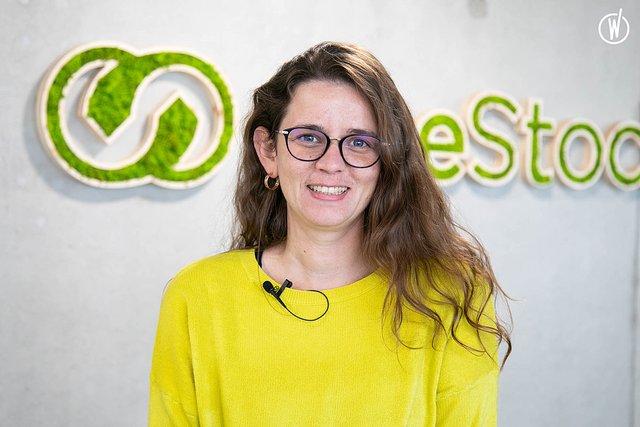 Rencontrez Harmony, chef de projet technique - OneStock