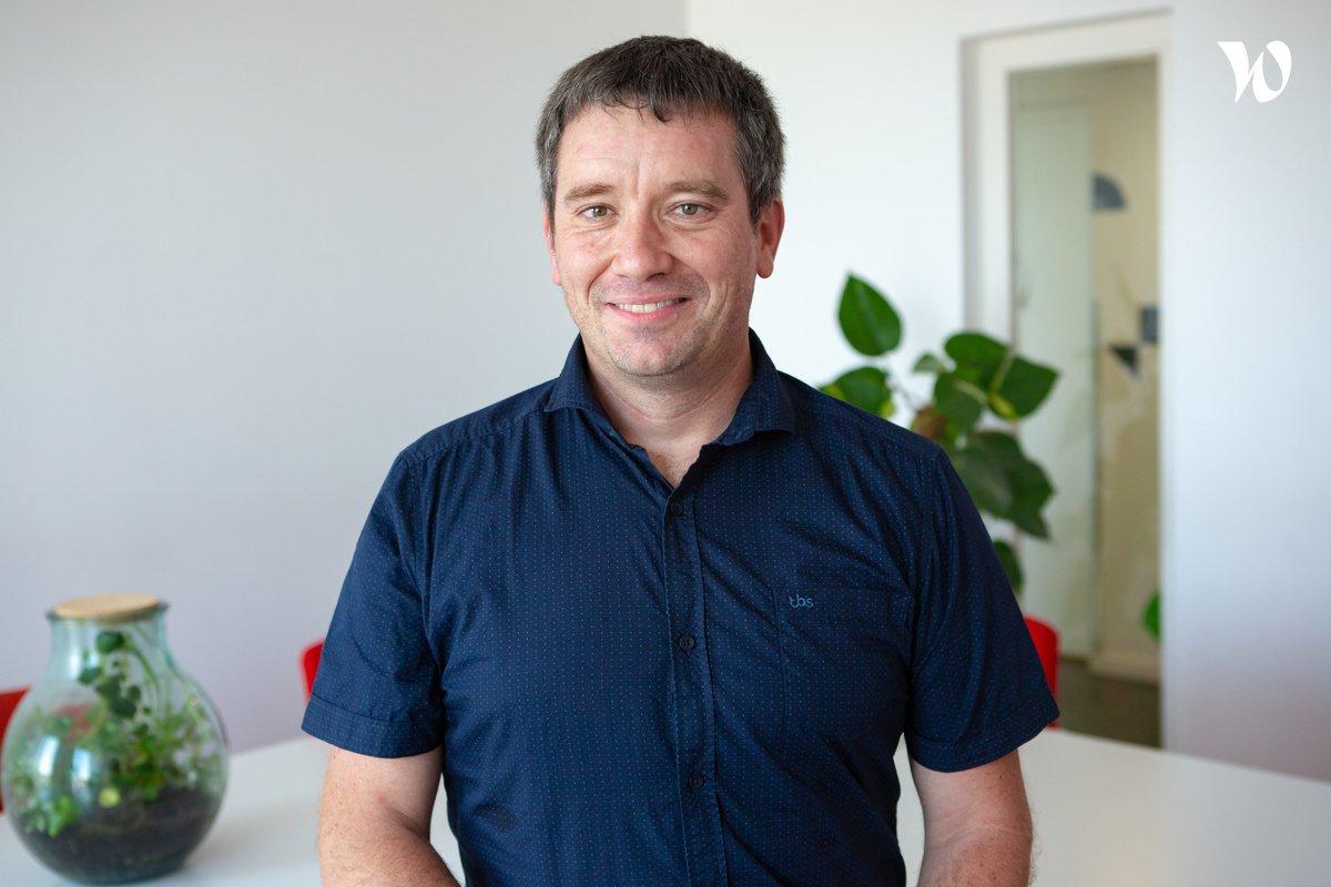 Rencontrez Julien, Directeur des opérations - Homaj
