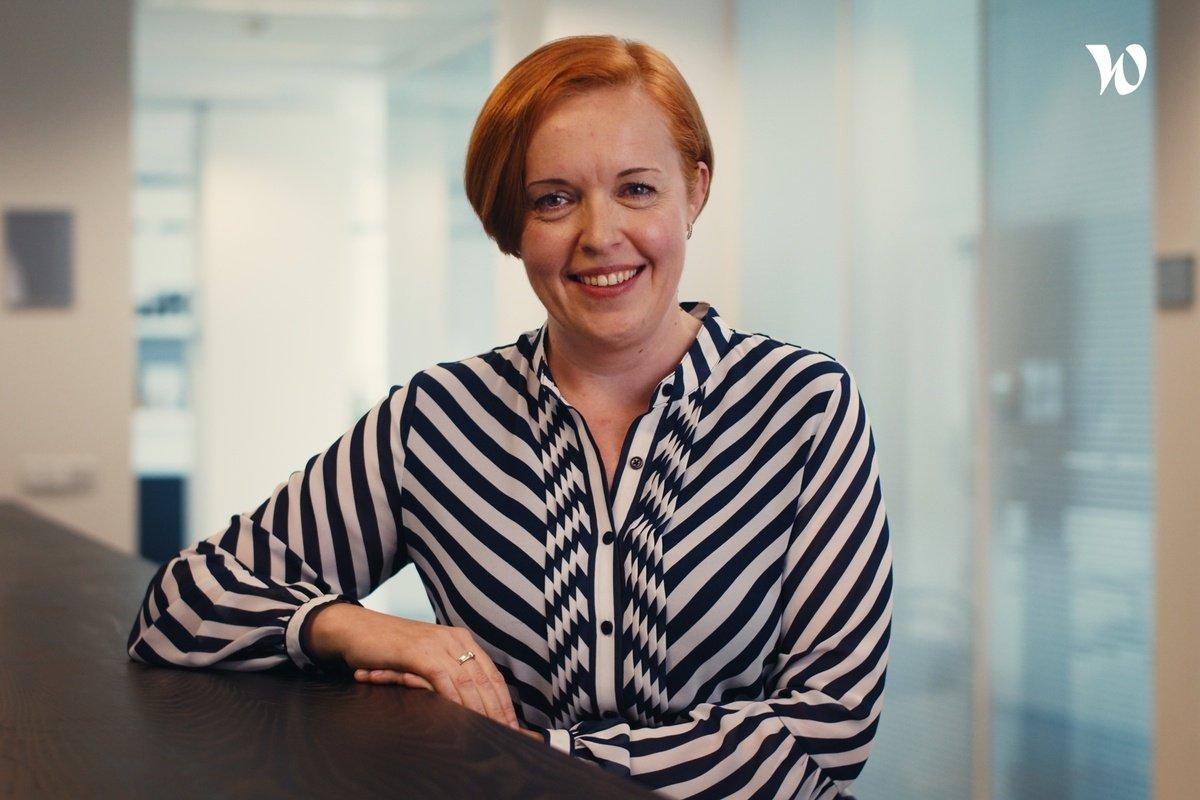 Anna Pokorná, IT Transformation Manager - Raiffeisenbank