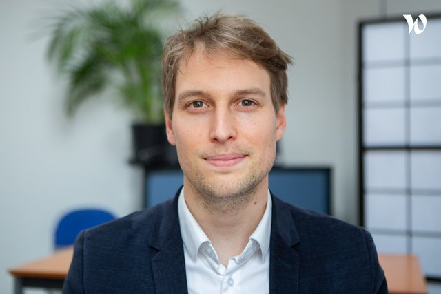 Rencontrez Kévin, Directeur Général - SOLIDARITÉS INTERNATIONAL