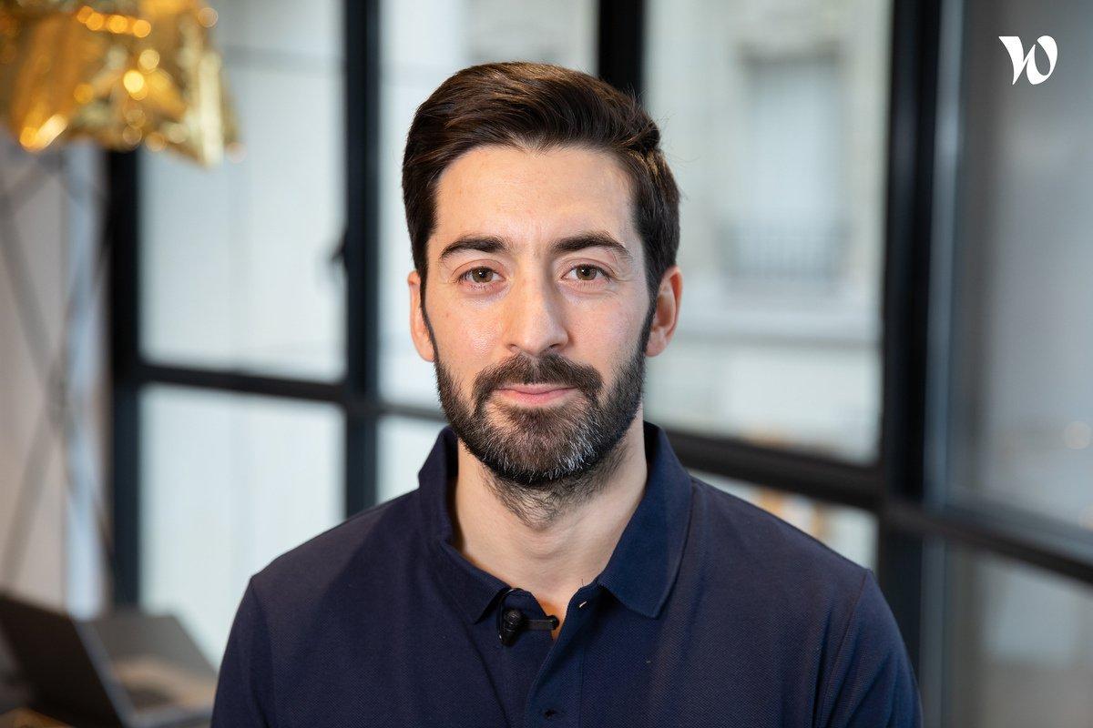 Rencontrez Charles, CEO  - LittleBigCode