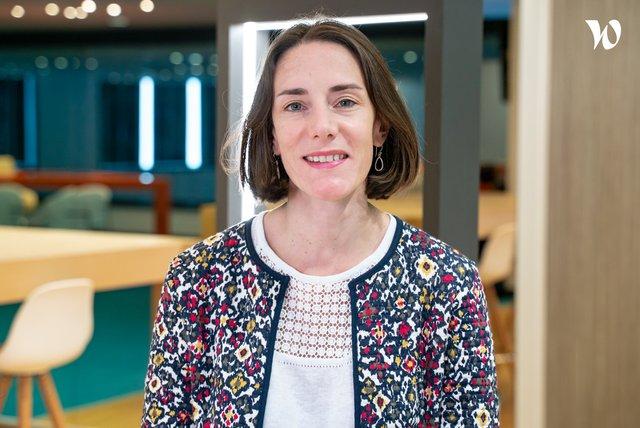 Rencontrez Delphine, Responsable gestion des talents, mobilité et diversité - Bouygues Telecom