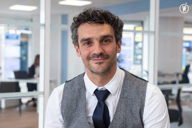 Rencontrez Emmanuel, Directeur d'Agence - Bourse de l'Immobilier