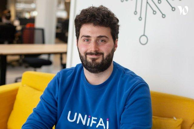 Rencontrez Pierre, CTO - Unifai
