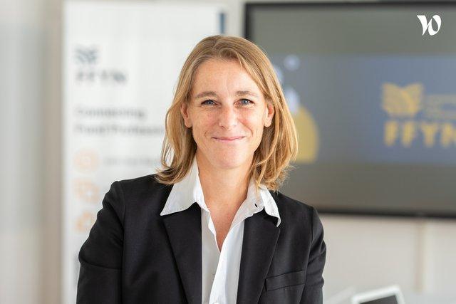 Rencontrez Brigitte, Directrice générale - FFYN