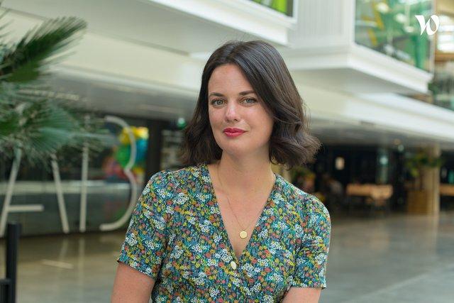 Rencontrez Aurélie, Head of sales - Blockpulse