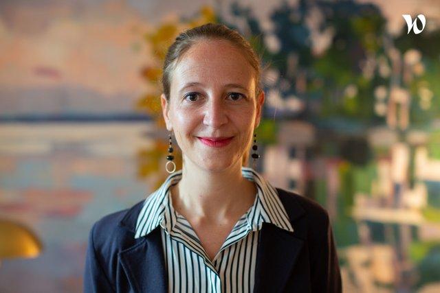 Rencontrez Caroline, Chef de projet - Ithaque Compagnie