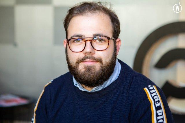 Rencontrez Thomas, Développeur Concepteur Web - Café Frappé