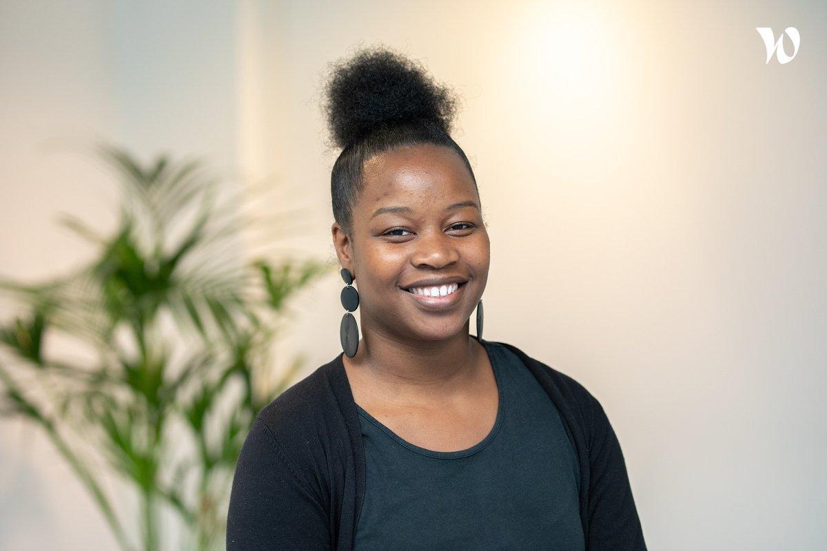 Rencontrez Jessica , Chargée de recrutement  - Agéa : Agent Général D'Assurance
