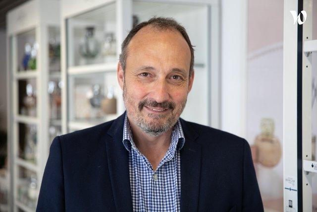 Rencontrez Olivier, CEO - GROUPE EMOSIA - Maison Berger Paris - Devineau