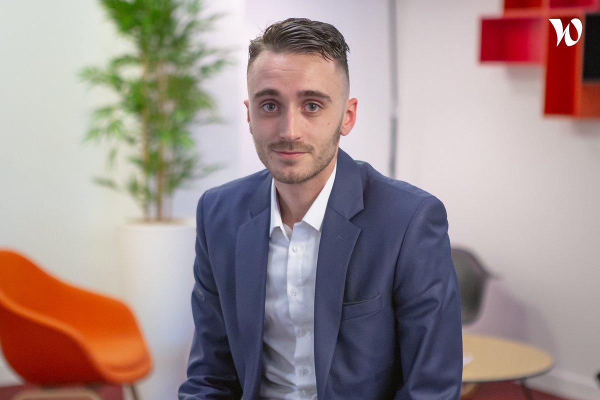 Rencontrez Sébastien, Responsable technique immobilier - Les Résidences Yvelines Essonne