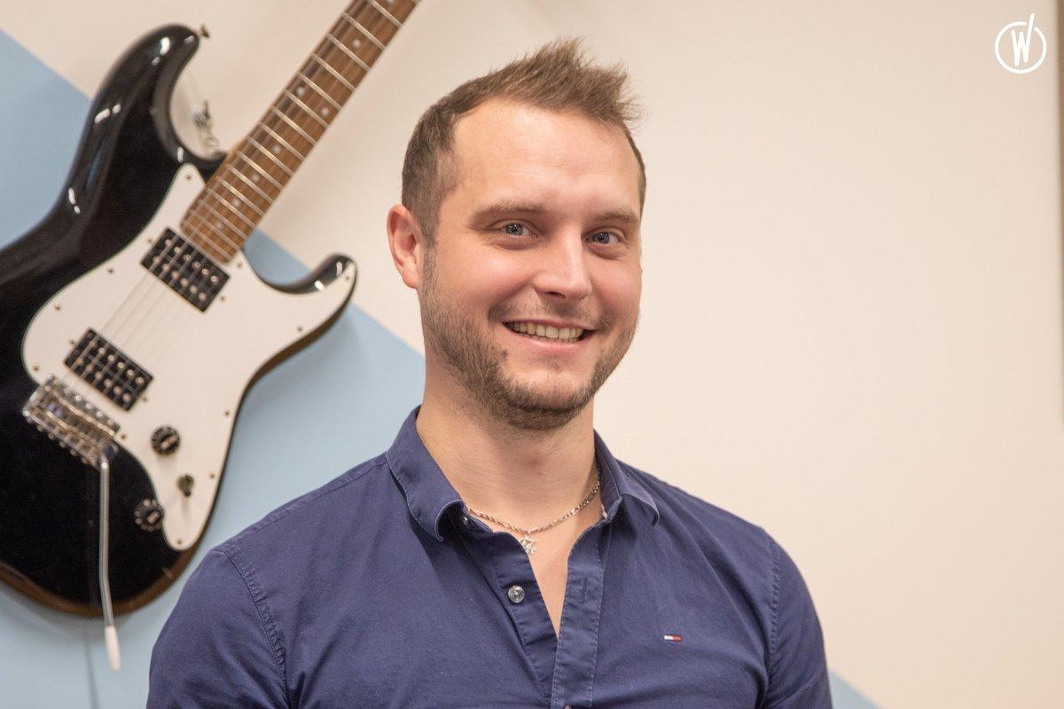 Rencontrez Florian, Référent Technique Magento - Agence Dn'D