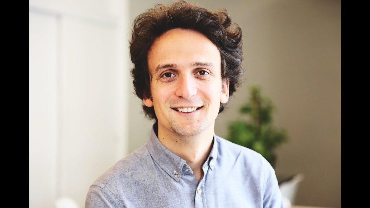 Cyrille Saint Olive - Réseau Entreprendre Paris