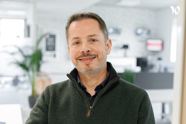 Rencontrez Frédéric Fleury, Head of Product - Merim Groupe