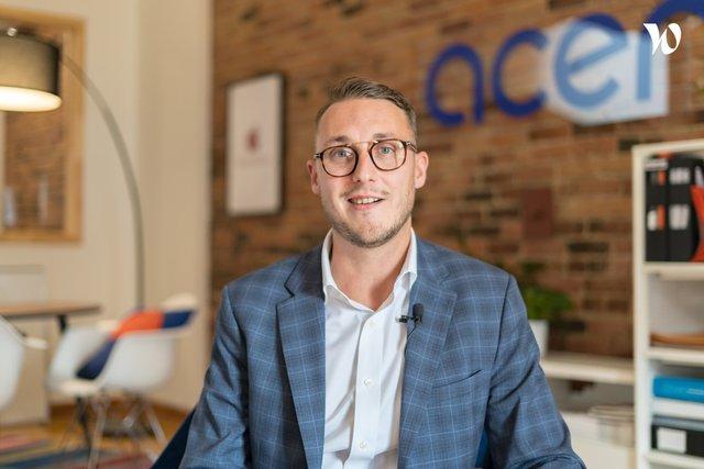 Rencontrez Quentin, Vice-Président Amérique du Nord - ACENSI Canada