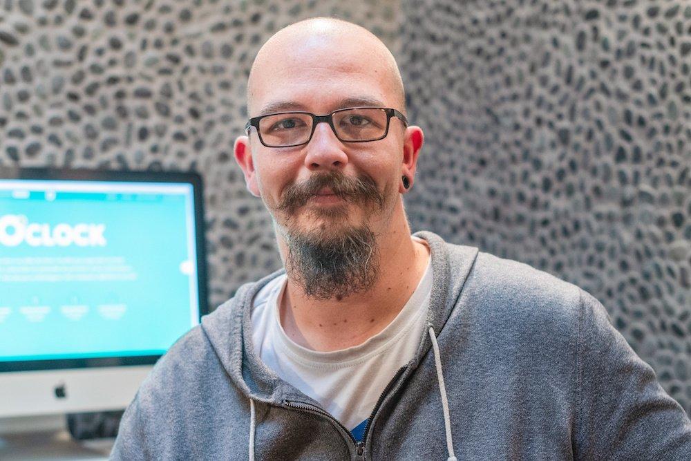 Rencontrez Philippe, Formateur & Responsable des Contenus des Formations - O'clock