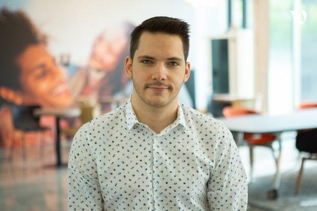 Rencontrez Flavian, Tech Lead mobile - Orange