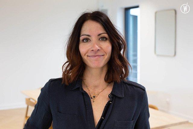Rencontrez Gaëlle, Head of sales  - Medelse