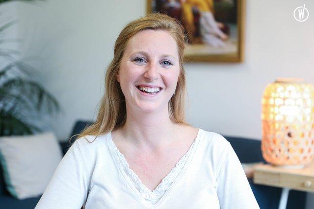 Rencontrez Alix, Chef de projet déploiement - WIFIRST