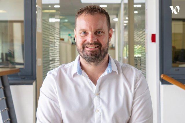 Rencontrez Nicolas, CEO - kwote