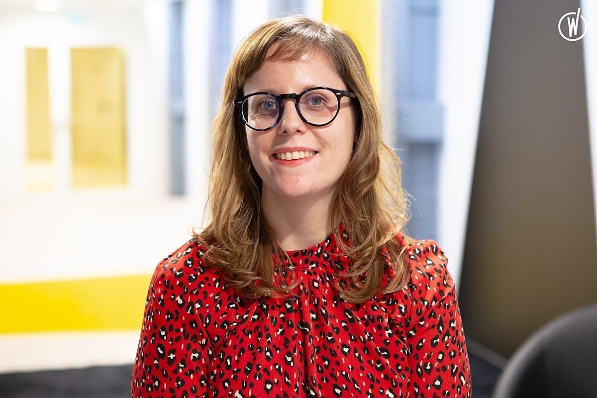 Rencontrez  Isabelle, Head of Content Enrichment - Molotov