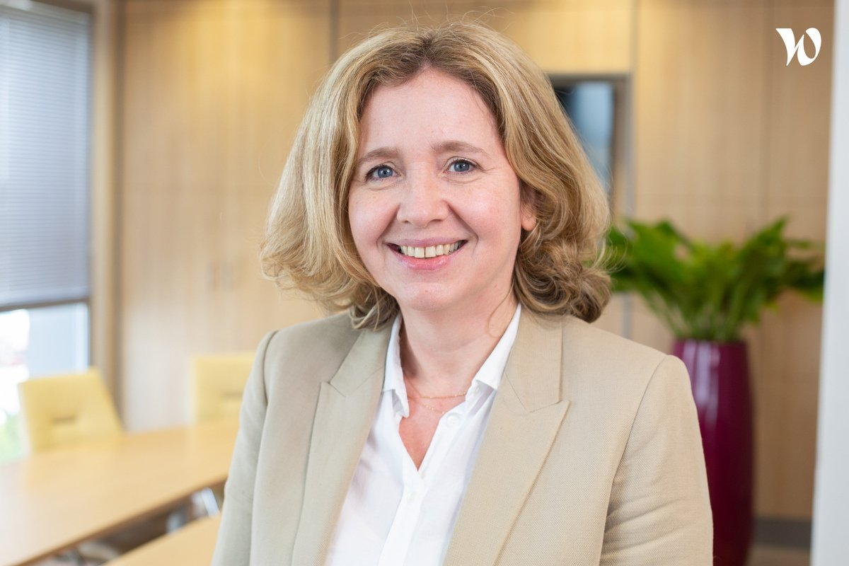 Rencontrez Martine, Directrice des technologies et du digital - CBP France