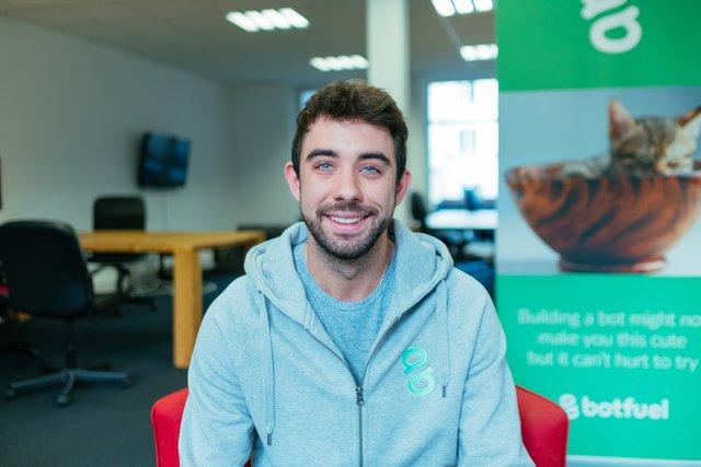 Rencontrez Kevin, Développeur Full stack SDK et Plateforme - Botfuel