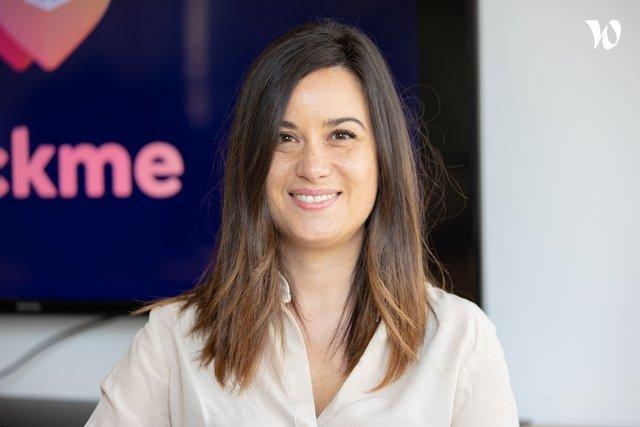 Rencontrez Jessie, CEO - Pickme