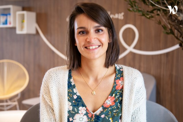 Rencontrez Pauline, Category Manager - Groupe H&H