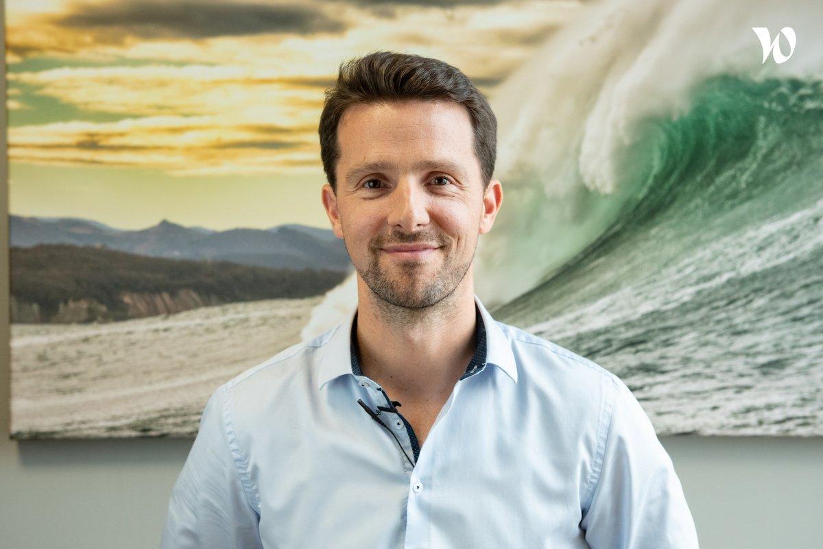 Rencontrez Julien Wagner, Fondateur - bizKor
