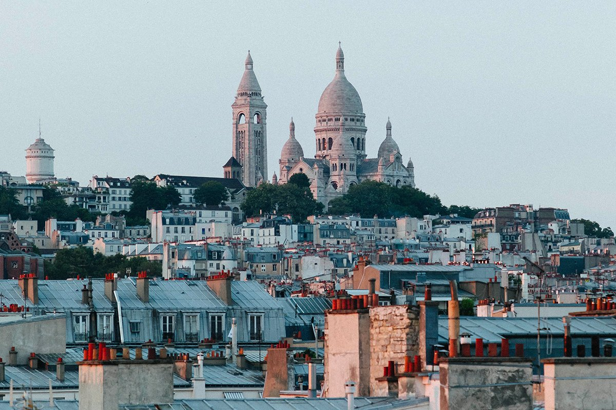Práca v Paříži
