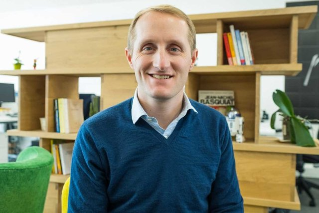Rencontrez Hugues, CEO - Peopulse