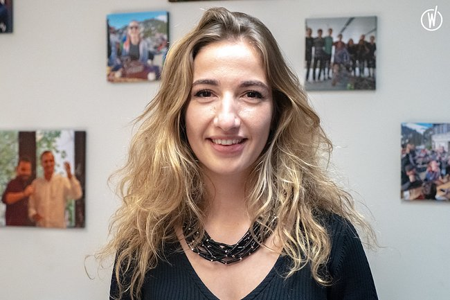 Rencontrez Aliénor, Directrice adjointe - Propulse Lab