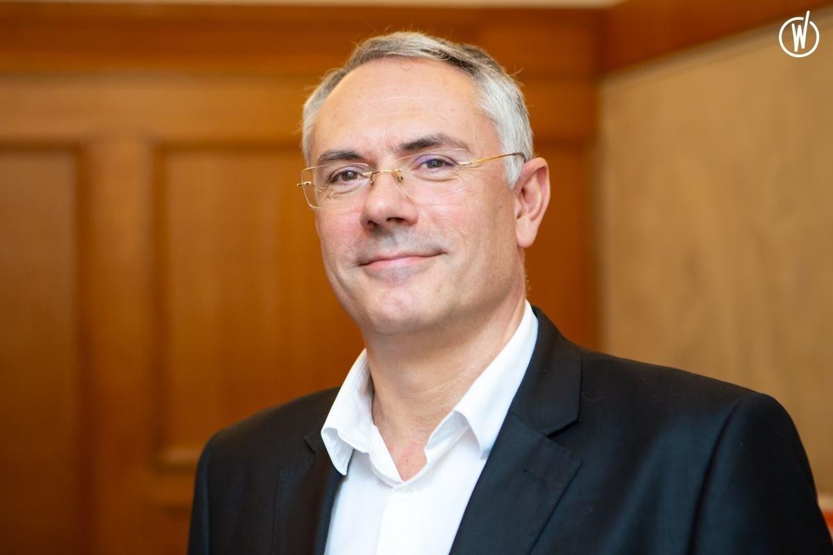 Rencontrez Bertrand Carroy, Associé/Senior partner - Now Consulting