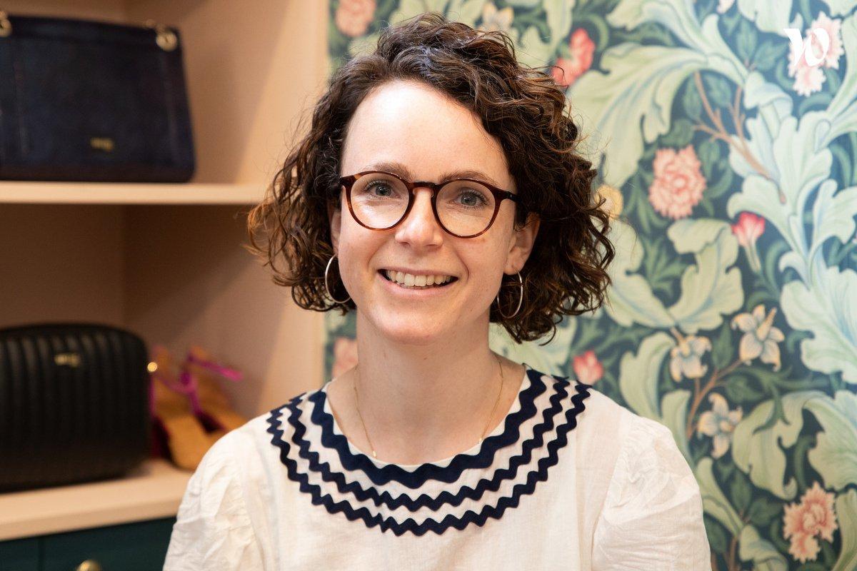 Rencontrez Marie Emmanuelle, Directrice Produit et RSE - Balzac Paris