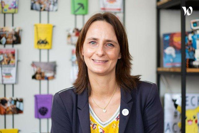 Rencontrez Alexandra, Cofondatrice & Présidente Directrice Générale - Tech Kids Academy