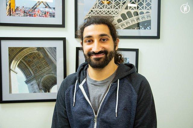 Rencontrez Mathieu, Co-founder & CTO - Ankorstore